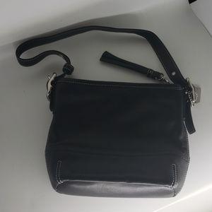 Coach Mini Black Handbag